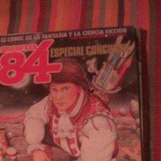 Cómics: ZONA 84. ESPECIAL CONCURSO. EDICIÓN CONJUNTA CON TOTEM EL COMIX.. Lote 293474498
