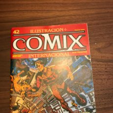 Cómics: COMIX INTERNACIONAL Nº 42 , TOUTAIN EDITORS. Lote 293484293