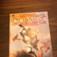 Cómics: COMIX INTERNACIONAL Nº 29 , TOUTAIN EDITORS. Lote 293484343