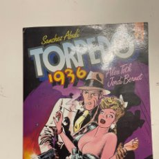 Cómics: TORPEDO 1936 Nº1. Lote 293486003