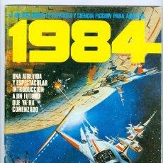 Cómics: TOUTAIN. 1984. 3. Lote 293750033
