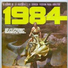 Cómics: TOUTAIN. 1984. 18.. Lote 293750043