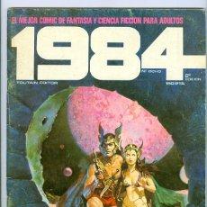 Cómics: TOUTAIN. 1984. 8. Lote 293750048
