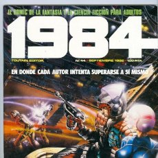 Cómics: TOUTAIN. 1984. 44.. Lote 293750068