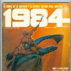 Cómics: TOUTAIN. 1984. 33.. Lote 293750078
