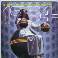Cómics: TOUTAIN. 1984. 59.. Lote 293750093