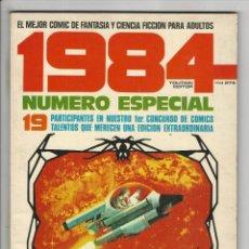 Cómics: TOUTAIN. 1984. NUMERO ESPECIAL.. Lote 293750108