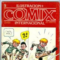 Cómics: TOUTAIN. COMIX INTERNACIONAL. 5. Lote 293750113