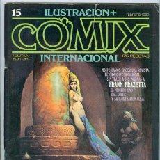 Cómics: TOUTAIN. COMIX INTERNACIONAL. 15.. Lote 293750123