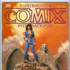 Cómics: TOUTAIN. COMIX INTERNACIONAL. 20.. Lote 293750128