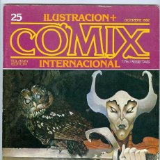 Cómics: TOUTAIN. COMIX INTERNACIONAL. 25.. Lote 293750133