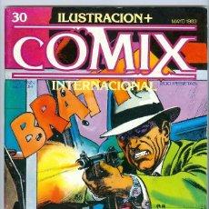 Cómics: TOUTAIN. COMIX INTERNACIONAL. 30.. Lote 293750138