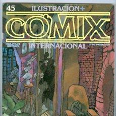 Cómics: TOUTAIN. COMIX INTERNACIONAL. 45.. Lote 293750143