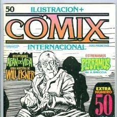 Cómics: TOUTAIN. COMIX INTERNACIONAL. 50.. Lote 293750153