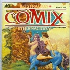 Cómics: TOUTAIN. COMIX INTERNACIONAL. 40.. Lote 293750158