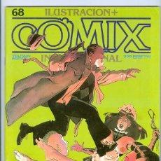 Cómics: TOUTAIN. COMIX INTERNACIONAL. 68.. Lote 293750168
