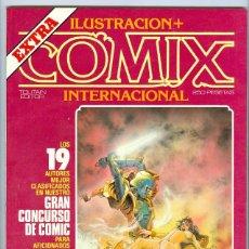 Cómics: TOUTAIN. COMIX INTERNACIONAL. EXTRA.. Lote 293750208