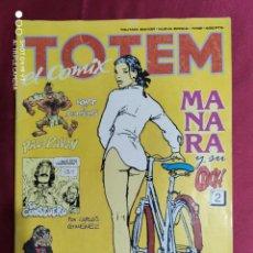 Cómics: TOTEM EL COMIX. Nº 59. TOUTAIN.. Lote 294840448