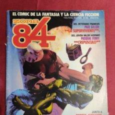 Cómics: ZONA 84. EL CÓMIC DE LA FANTASÍA Y LA CIENCIA FICCIÓN. Nº 52. TOUTAIN.. Lote 294855403