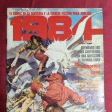 Cómics: 1984. EL MEJOR COMIC DE FANTASIA Y CIENCIA FICCION. Nº 63. TOUTAIN.. Lote 294859968