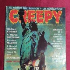 Cómics: CREEPY. SEGUNDA ÉPOCA. Nº 7. TOUTAIN.. Lote 294951548