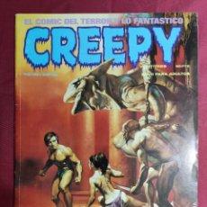 Cómics: CREEPY. Nº 23. TOUTAIN.. Lote 294974468