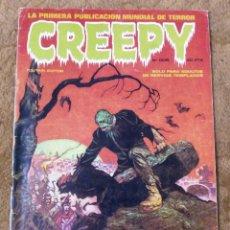 Cómics: CREEPY Nº 2 (TOUTAIN 1979). Lote 295442798