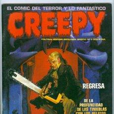 Cómics: TOUTAIN. CREEPY SEGUNDA ÉPOCA. 1.. Lote 295578058
