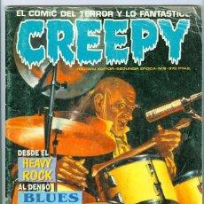 Cómics: TOUTAIN. CREEPY SEGUNDA ÉPOCA. 9.. Lote 295579173