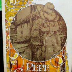 Cómics: PEPE GONZALEZ...CUANDO EL COMIC ES ARTE ..1978.COMIC ARTE..TOUTAIN. Lote 295638743
