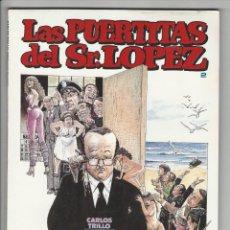 Cómics: TOUTAIN. LAS PUERTITAS DEL SEÑOR LOPEZ. 2. TRILLO ALTUNA.. Lote 295892578
