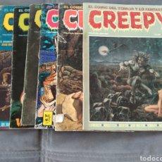 Cómics: CREEPY. Lote 295908598