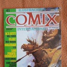Cómics: CÓMIX INTERNACIONAL 41 TOUTAIN. Lote 295908718