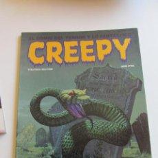 Cómics: CREEPY: ALMANAQUE 1985 CORBEN, ABULI, BERNET TOUTAIN BUEN ESTADO E2. Lote 295979498