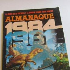 Cómics: 1984. ALMANAQUE 1981 CORBEN, ABULI, BERNET TOUTAIN BUEN ESTADO E2. Lote 295979583
