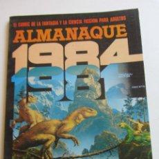 Cómics: 1984. ALMANAQUE 1981 CORBEN, ABULI, BERNET TOUTAIN BUEN ESTADO E2. Lote 295979603