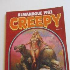 Cómics: CREEPY ALMANAQUE 1982 CORBEN DURANONA BEA MAROTO TOUTAIN BUEN ESTADO E2. Lote 295980073