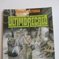 Cómics: EL ÚLTIMO RECREO TOUITAIN EDITOR - TRILLO Y ALTUNA TOUTAIN BUEN ESTADO E2. Lote 295989933