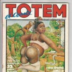 Cómics: TOUTAIN. TOTEM EL COMIX. 15.. Lote 296765638