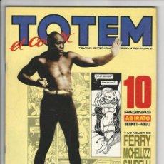 Cómics: TOUTAIN. TOTEM EL COMIX. 36.. Lote 296765673