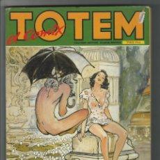 Cómics: TOUTAIN. TOTEM EL COMIX. EXTRA 6. 16-17-18.. Lote 296765678
