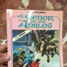 Cómics: EL SEÑOR DE LOS ANILLOS PARTE 2. Lote 296859828