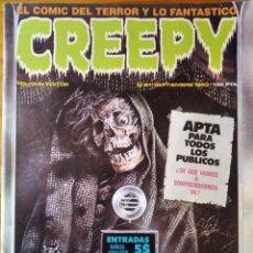 Cómics: CREEPY Nº 51 - EL COMIC DE TERROR Y LO FANTASTICO. TOUTAIN.. Lote 297091088