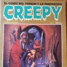 Cómics: CREEPY Nº 77 - EL COMIC DE TERROR Y LO FANTASTICO. TOUTAIN.. Lote 297091268