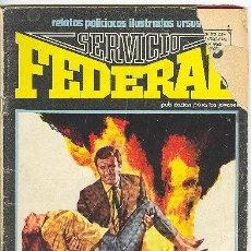 Cómics: SERVICIO FEDERAL URSUS Nº 3. Lote 4621954