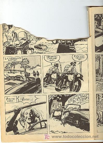 Cómics: falta de papel - Foto 2 - 4621954