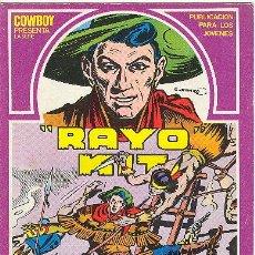Cómics: RAYO KIT Nº 4 URSUS 1982. Lote 18457166