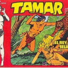 Cómics: TAMAR 1 LA HISTORIETA Nº 7 URSUS 1980 . Lote 26148773