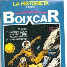 Fumetti: LA HISTORIETA, BOIXCAR, Nº 8 MAGNIFICO 44 PGS. 27,5 X 19, MUY NUEVO, BELICO Y C. FICCION. Lote 4855178
