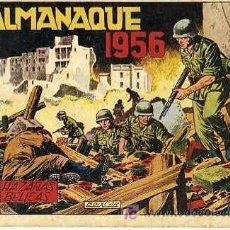 Cómics: HAZAÑAS BELICAS AÑO 1956. Lote 6029613